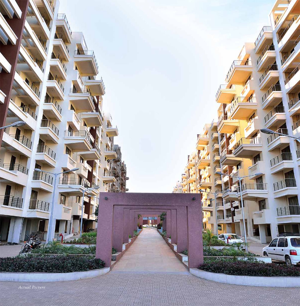 Ekta Greenville Phase 1,Pathardi,Nashik