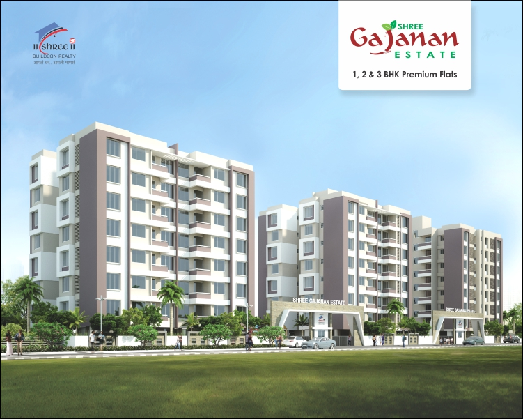 Shree Gajanan Estate,Nashik Road,Nashik