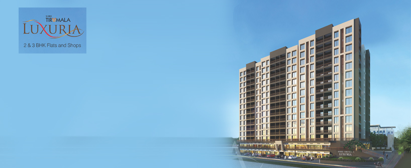 Shree Tirumala Luxuria,Gangapur Road,Nashik